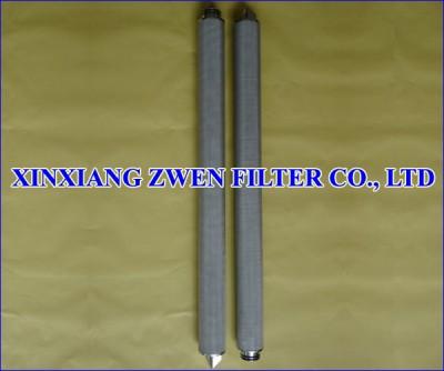 Sintered Porous Filter