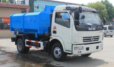 多利卡车厢可卸式垃圾车