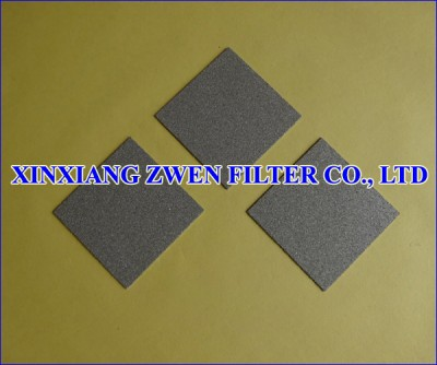 Ti Filter Sheet