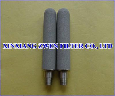 Ti Powder Filter Element