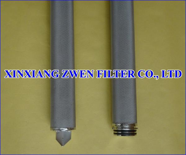 Sintered Metal Mesh Filter Cartridge