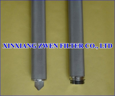 Sintered Metal Mesh Filter Cartridge