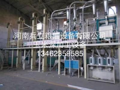 60吨小米成套机械设备
