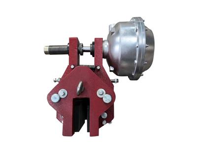 QP系列氣動鉗盤式制動器
