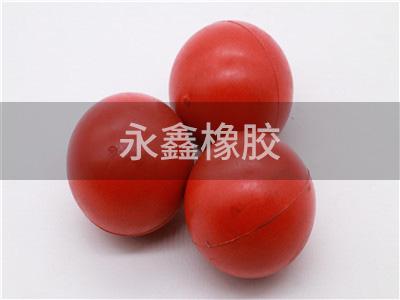 振动筛橡胶球