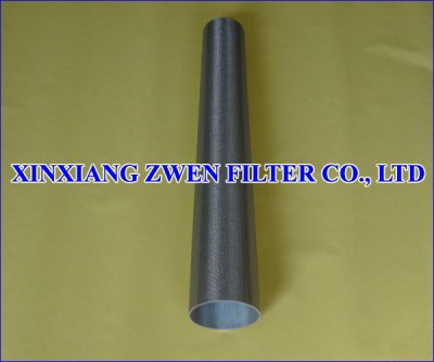 Sintered Wire Mesh Filter Pipe