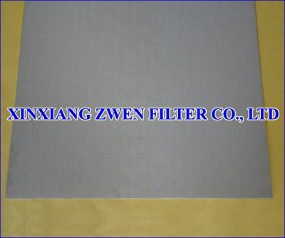 Sintered Wire Cloth Sheet