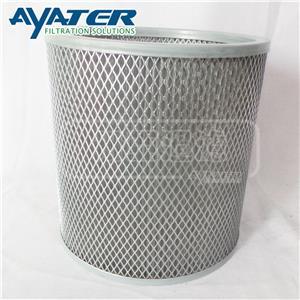 阻燃性空气滤纸除尘滤筒