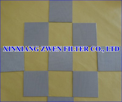 Sintered Wire Mesh Laminate