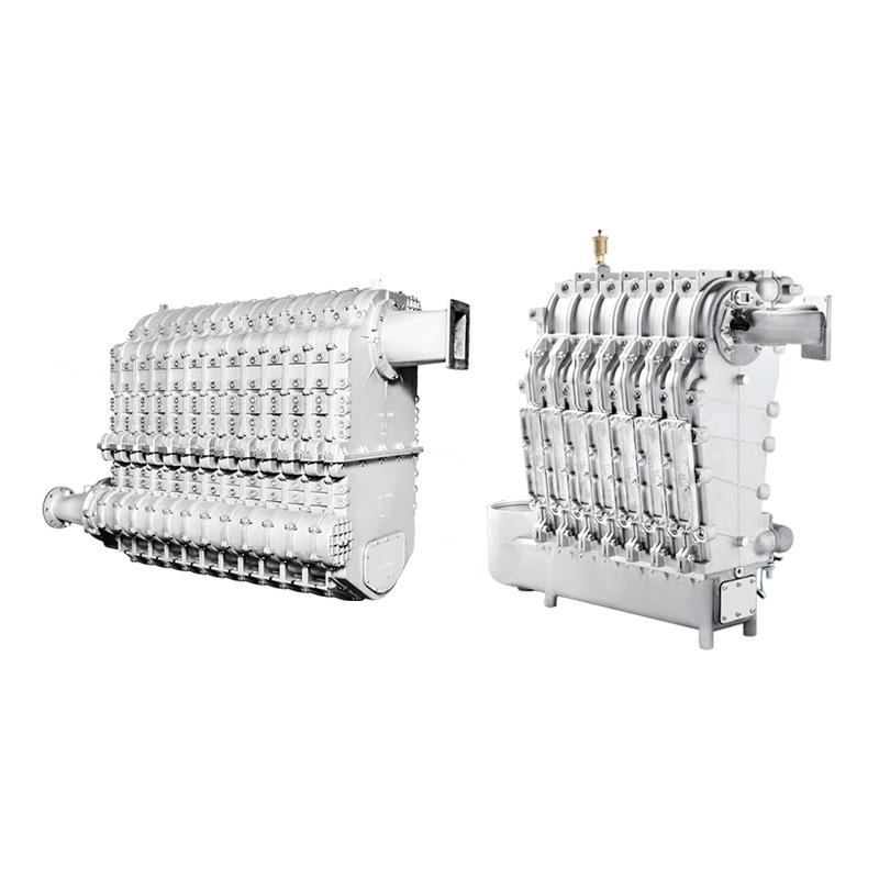 铸铝换热器系列