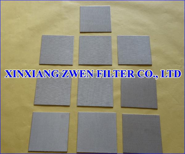 Sintered Wire Cloth