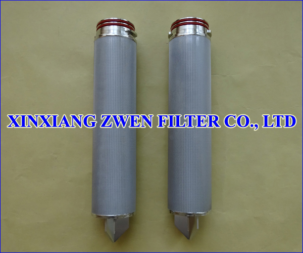 Sintered Metal Filter Rod