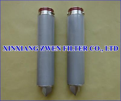 Sintered Metal Filter Rod