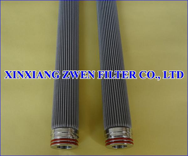 Pleated Fiber Felt Filter