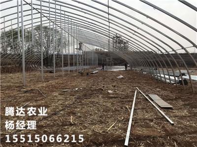 几字钢温室建造