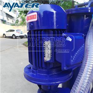 SYG-100高粘度油滤油机