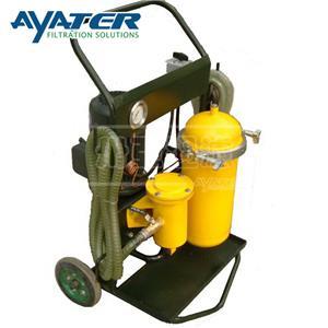 SY-A16便移式滤油机