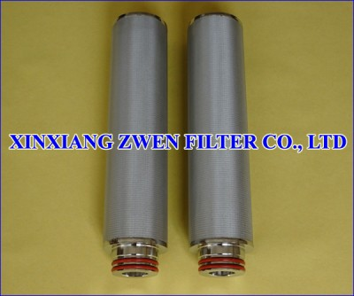 Sintered Wire Cloth Filter Rod
