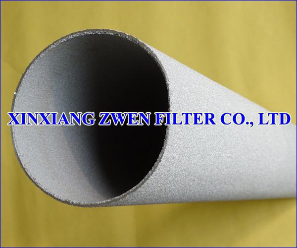 Sintered Powder Filter Pipe