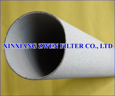 Sintered Powder Filter Pipe