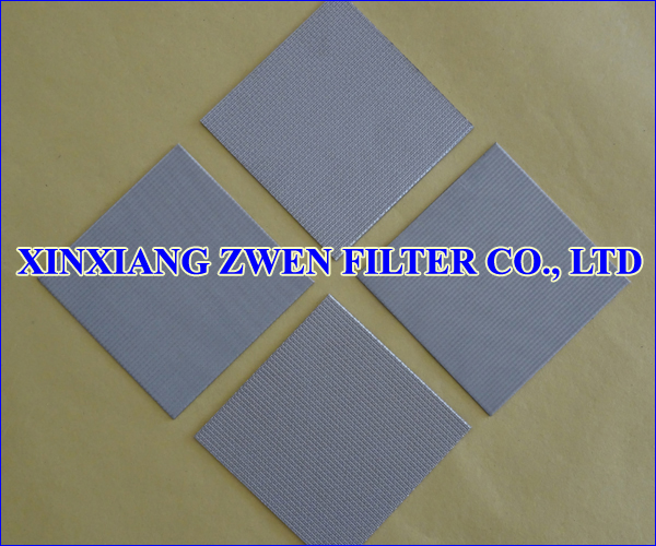 Sintered Wire Cloth