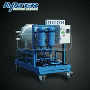 SYJ-50聚结脱水型滤油机