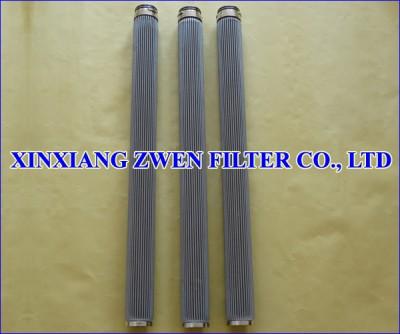 Pleated Metal Filter Cartridge