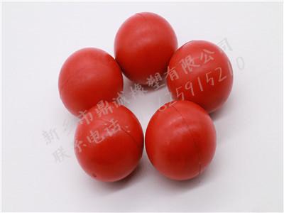 检测橡胶球质量的窍门