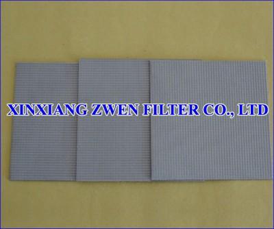 Sintered Wire Cloth Laminate