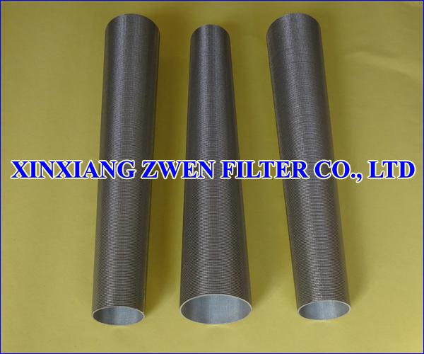 Sintered Porous Filter Pipe