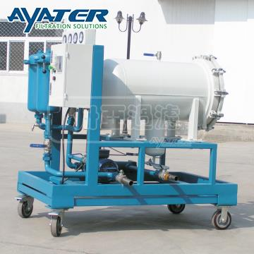 SYJ系列聚结脱水型滤油机