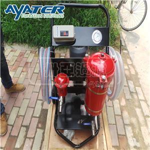 GLYC-160润滑油滤油机