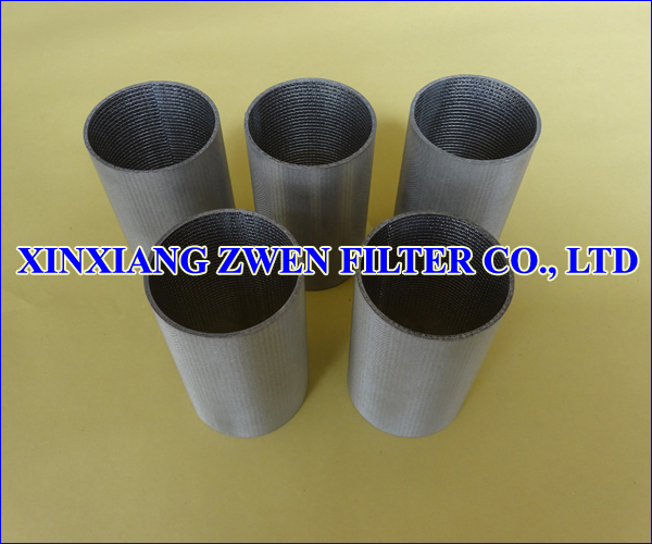 Sintered Wire Cloth Tube
