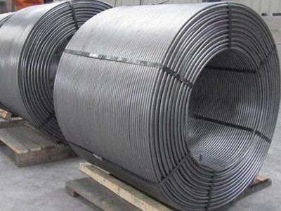 供应硅钙包芯线