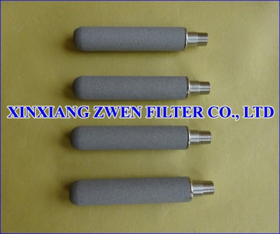 Sintered Powder Filter Rod