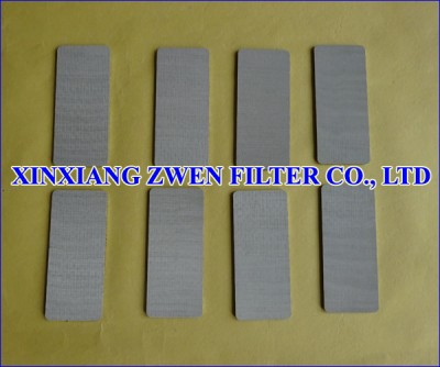 Sintered Mesh Plate