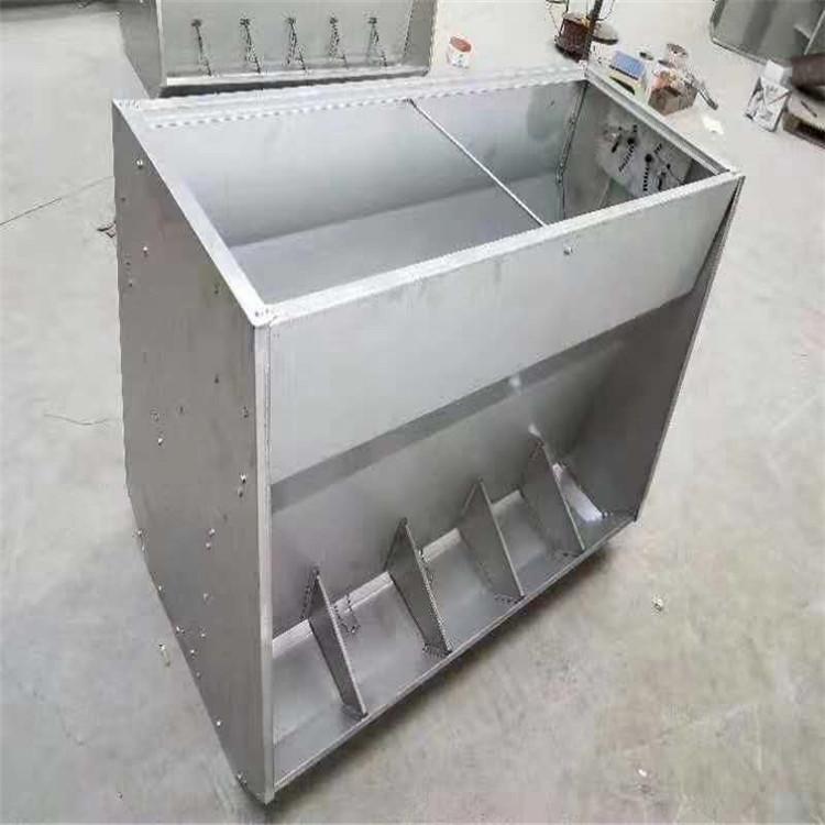 不锈钢料槽喂食槽
