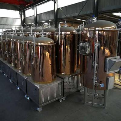 啤酒设备酿酒异常解决方法