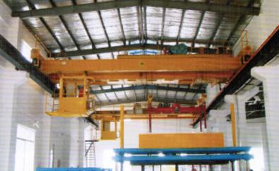 泰华砖厂生产线专用行车(全车电阻)