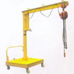 移动式旋臂吊