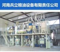 日加工玉米100噸生產線