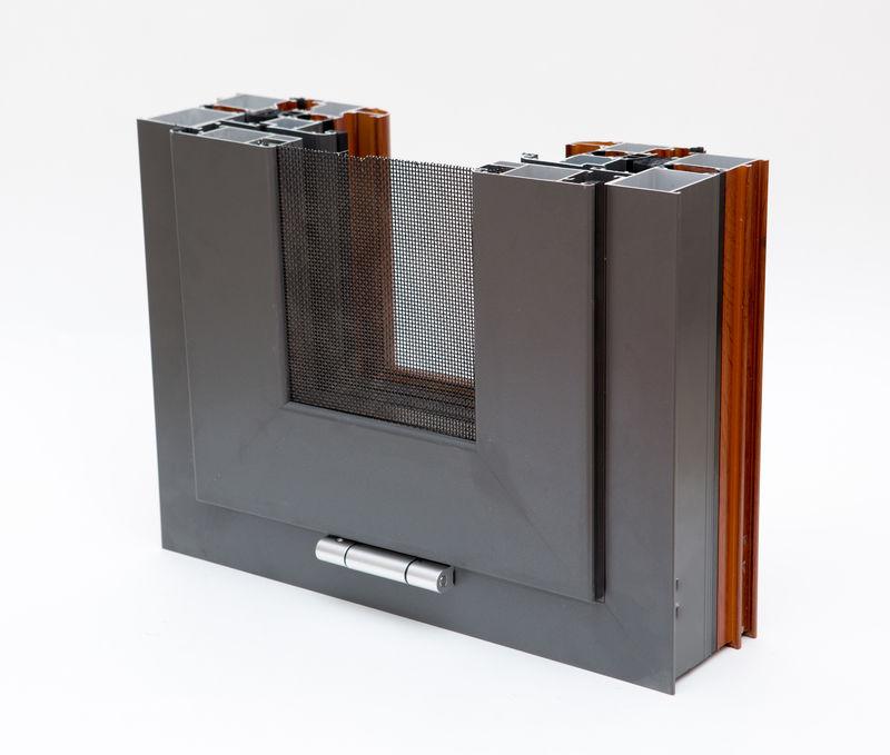 HL98防蚊防护一体窗