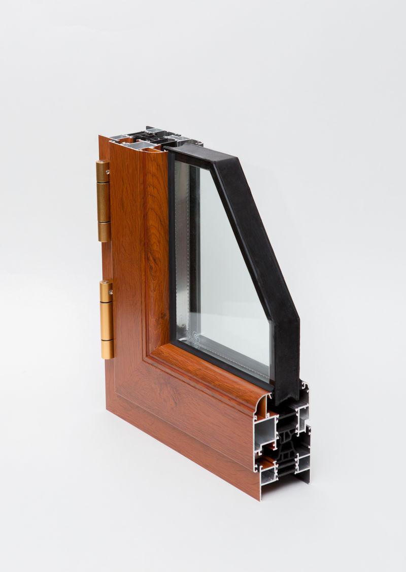 木包铝门窗