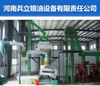 日加工玉米150噸生產線