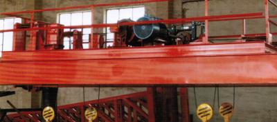 加气砖厂专用起重机成功案例