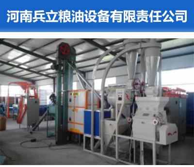 玉米加工机械