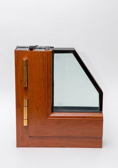 HL80静音窗