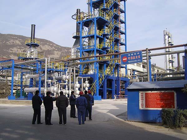 燕山石化煉油廠防腐保溫