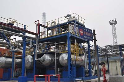 燕山石化炼油二厂装置防腐保温