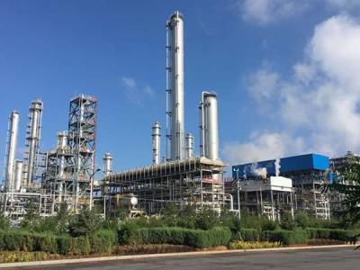 扬子石化芳烃装置防腐保温